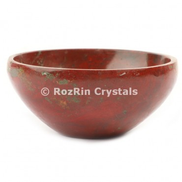 Red Jesper Bowl