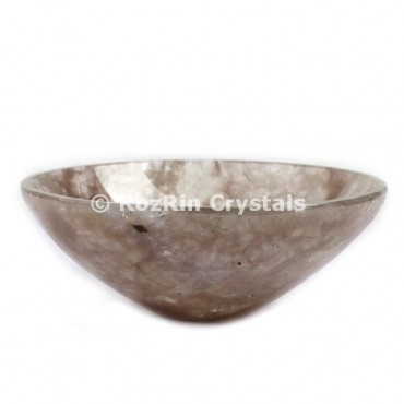 Smoky Quartz Bowl
