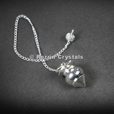 Brass Metal Dowsing Style 3 Pendulums