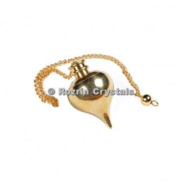 Brass Healing Ball Pendulums