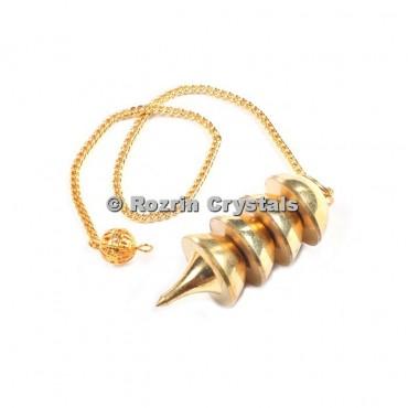 Brass Osiris Pendulums