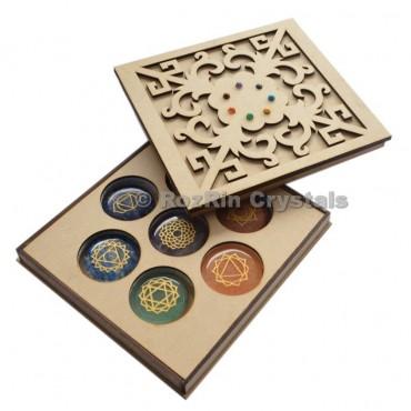 New Design Seven Chakra Gift Box