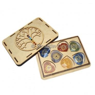 Tree Of Life Heart Shape Gift Box