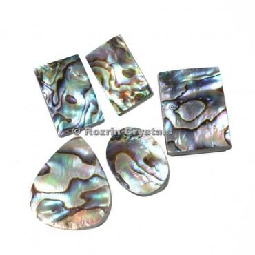 Abalone Shell Cabochons