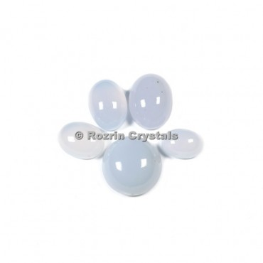 Original Chalcedony Cabochons