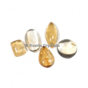 Citrine Cabochons