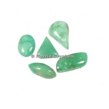 Crysoprass Cabochons