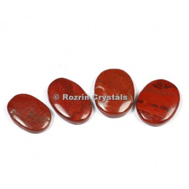 Red Jasper Oval Cabochons