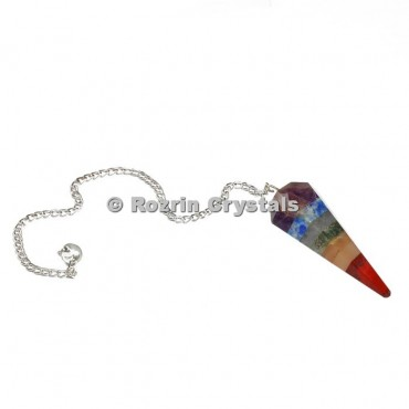 Chakra Bonded Pendulum With Lepis