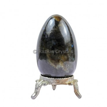 Labrodride Gemstone Egg
