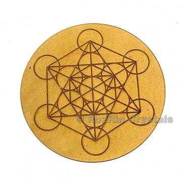Metatron`s Cube Crystal Meditation Healing Grid