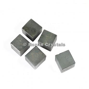 Hemetite Cube