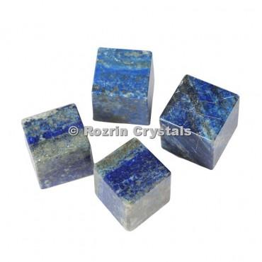 Lepis Lazuli Cube