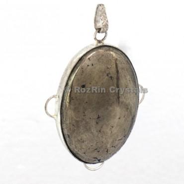 Pyrite Gemstone Pendant