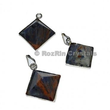 Sodalite Gemstone Pendant
