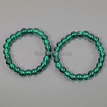 Best Quality Green Jade Gemstone Bracelats