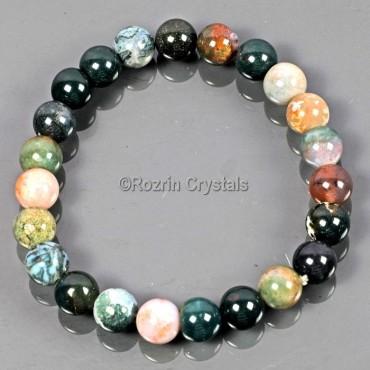 colour full fancy jesper Gemstone Baceletss
