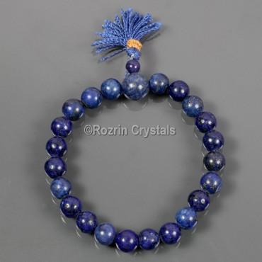 Sodalite Fancy Gemstone Bracelet