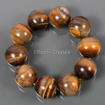 High Tiger Eye  Healing Bracelet