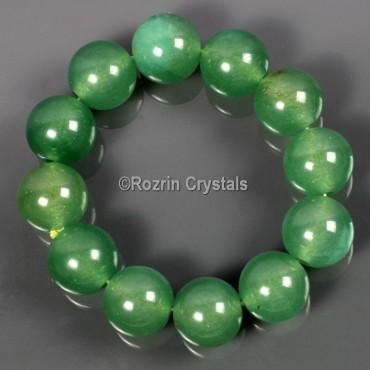 Jade Green  Healing Bracelet