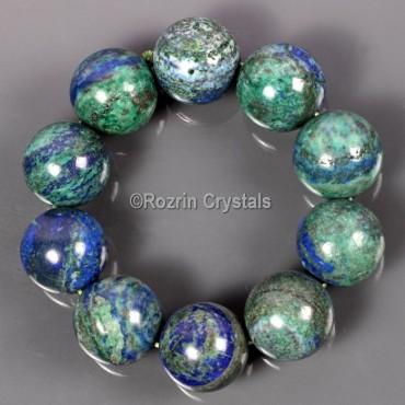 Chrysocolla  Healing Bracelet