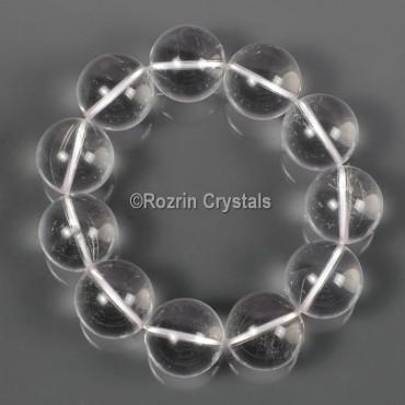 Clear Quartz Healing Bracelet