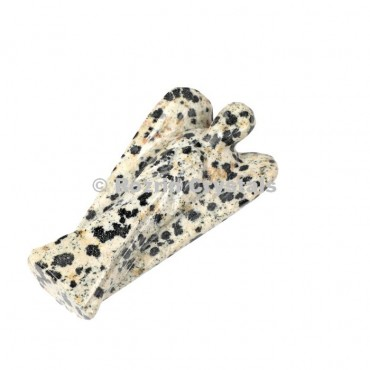 Dalmatian Angel 2 Inches