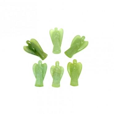 Green Aventurine Angel 1.50 inches