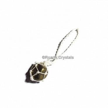 Pyrite Healing Hanging