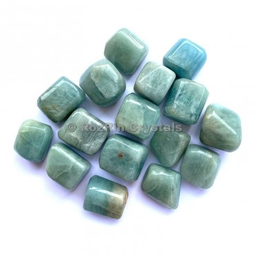 Aquamarine Tumbled