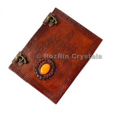 Yellow Stone Leather Journals