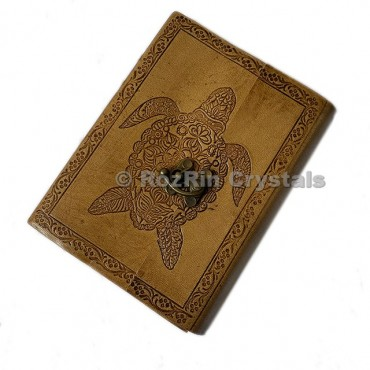Turtule Leather Journals