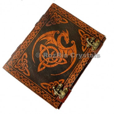 Dragon Leather Journals