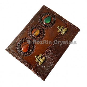 3 Stone Leather Journals