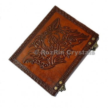New Dragon Leather Journals