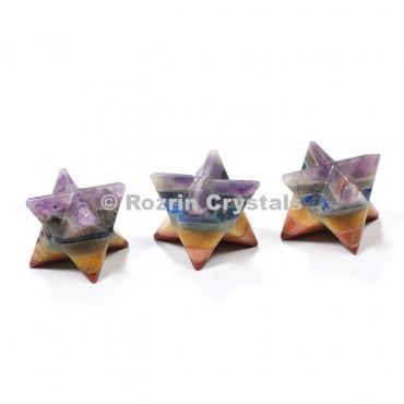 Chakra Bonded Merkaba Star