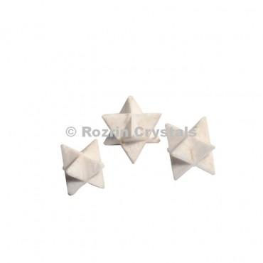 Scholosite Merkaba Star