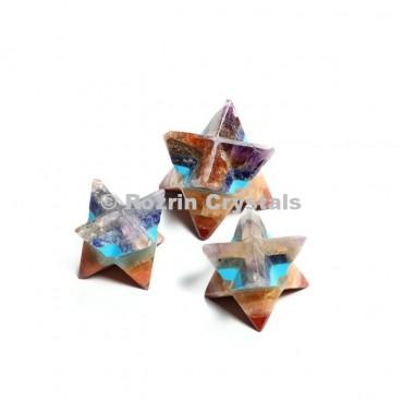 Bonded Chakra  Merkaba Star