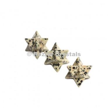 Dalmatian Merkaba Star