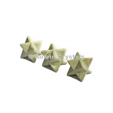 Vesonite Merkaba Star