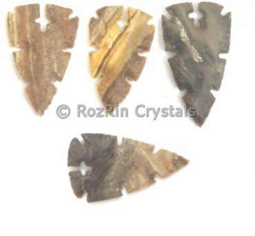 Cross Native American Arrowheads