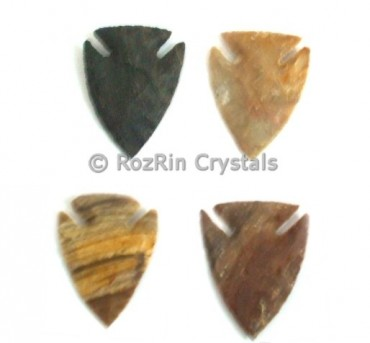 Fish Native American Arrowheads