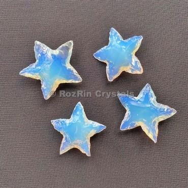 Opalite Star handmade