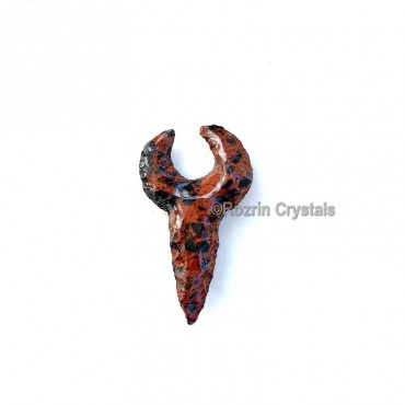 Mahagoni Obsidian Moon Stick