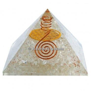 Clear Quartz Vastu Correction Healing Pyramids