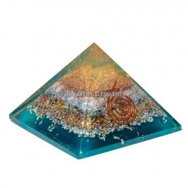 Energy Healing Orgonite Pyramids