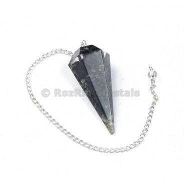 Black Tourmaline Orgone Pendulums