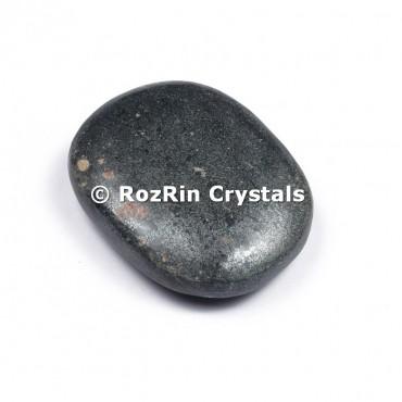 Hematite  Palm stone