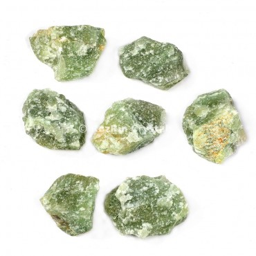 Green Aventurine Raw Tumbled