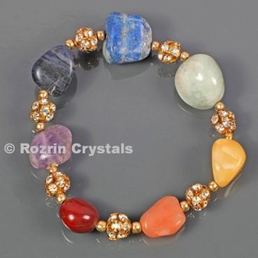 Women Handmade Chakra Bracelets